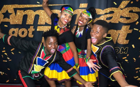 [LISTEN] SA's Ndlovu Youth Choir through to America's Got Talent semi-finals