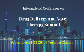 World Drug Delivery and Novel Therapy Summit