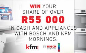 Kfm 94.5 & Bosch - Making Light Work of Housework