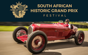 Kfm South African Historic Grand Prix Festival