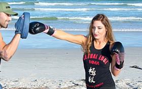 Charina Joubert on giving women the tools to #fightback