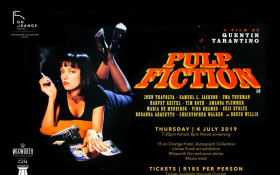 First Thursday Movie Nights- Pulp Fiction
