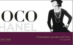 Champagne Cupcakes and Coco - Celebrate Women's Month
