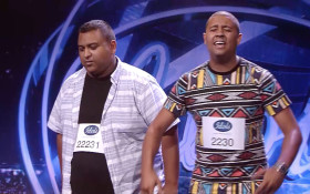 The Idols SA audition you have to see