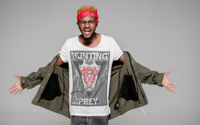 Kwesta is in high Spirits for his new track