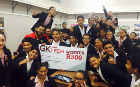 GK Teen at Golden Grove Primary