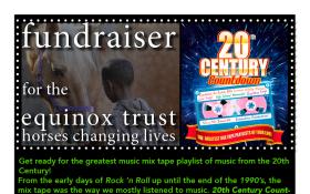 The Equinox Trust Barnyard fundraiser