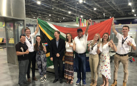 Cape to Cairo teen pilots back on terra firma
