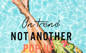 Shimmy Presents Ontrend Fashion Pop-up event
