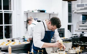 Cape Town chef earns himself a Michelin star at new UK restaurant