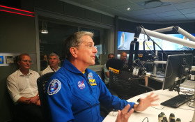 Meet Dr Don Thomas, a former Nasa astronaut on a mission to uplift young minds