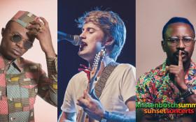 TRESOR / MAJOZI / Beatenberg | Kirstenbosch Summer Sunset Concerts