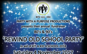 80's & 90's 'Rewind Old School' Party