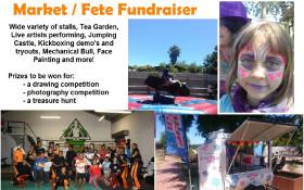Kazoku Kickboxing Fundraising Market