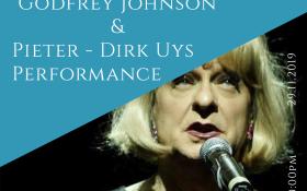 Godfrey Johnson & Pieter - Dirk Uys Performance