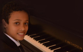 Help 13-year-old Cape Town piano prodigy get to Germany