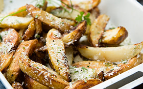 No time? No problem! Everyone loves potato wedges! 3 great ways to present them…