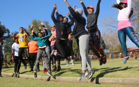 LeadSA and 4Souls Foundation hike for a purpose