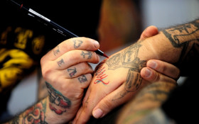 [LISTEN] Tattoos in the workplace : Yay or Nay