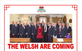 The Cape Welsh Choir benefit concert for Harlyn Neighbourhood Watch