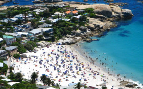 Clifton is the 2nd Best Beach in the World
