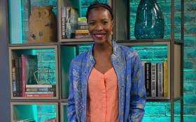 "'Tussen Ons' host Success Lekabe on how to ""Dream big, work hard, stay humble"""