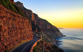 Five most scenic roads in the Western Cape