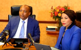 [VIDEO] Motsepe family and associates pledge R1bn for fight against Covid-19