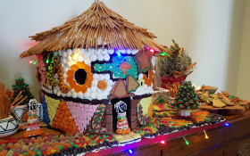 The Gingerbread House at The Marine Hotel, Hermanus