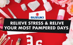 Suzuki Survival-Pack Mondays on Kfm 94.5