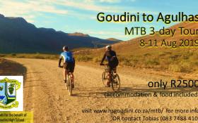 Goudini to Agulhas MTB Tour