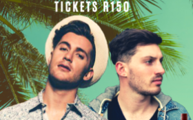 Connell Cruise & Charlie Finch – All Summer Long Tour