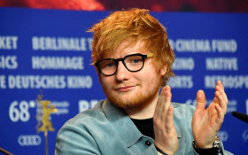 Ed Sheeran coming to South Africa for first tour