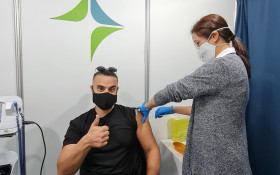 What will it feel like to get the COVID vaccine? Dubai-based Kris Fade explains