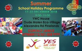 Summer School Holiday Program
