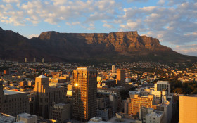 Table Mountain voted Africa's top tourist attraction