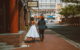 Tracey Lange ties the knot! Here are some wedding photos