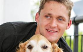 Blind athlete sues popular winery after guide dog barred entry