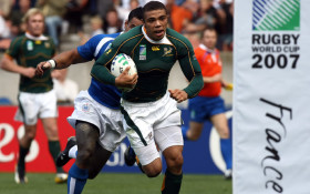 Springbok legend Bryan Habana to retire at end of French rugby season