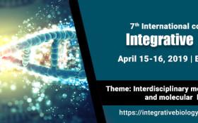 7th International conference on Integrative biology