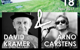 An Evening with David Kramer & Arno Carstens / Ride for the Karoo