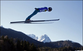 Awesome Skiing Video