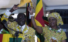 Grace Mugabe has a history of violence