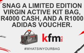 VIRGIN ACTIVE #WHATSINYOURBAG ON KFM 94.5