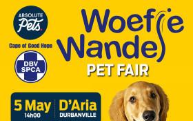 Absolute Pets SPCA Woefie Wandel 2019