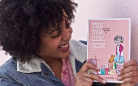 Dutch techie and SA writer collaborate to create book for young Mzansi girls