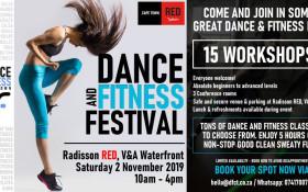 Dance & Fitness Festival