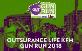THE OUTSURANCE LIFE KFM GUN RUN