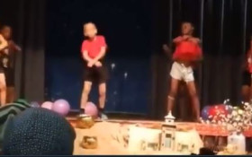 [WATCH] Young boy's school concert dance moves delights Twitter