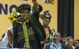Political Desk: 'Winnie was a leader in her own right' -  Lebogang Pheko